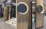 création conception magasin optique à Luxeuil-les-bains par nayla pallard design