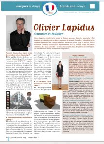Presse, Hotel, Oliviers Lapidus, collaboration Nayla Pallard Abourjeily