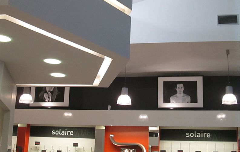 Nayla Pallard Design Lux magasin optique audition les opticiens mutualistes
