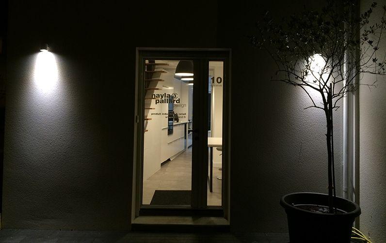 architecture et amenagement bureau par nayla pallard design agence creation