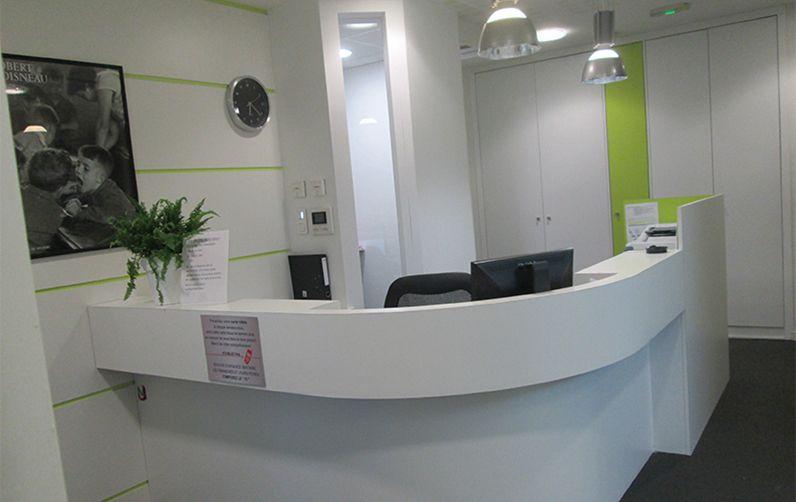 Design espace et flux pour la santé et le dentaire par nayla pallard design