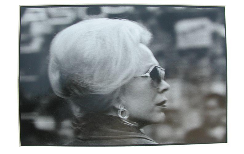Nayla Pallard Woman 1992 Montreal